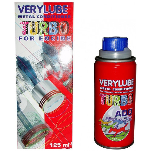 XADO Verylube TURBO добавка за масло 0.125L
