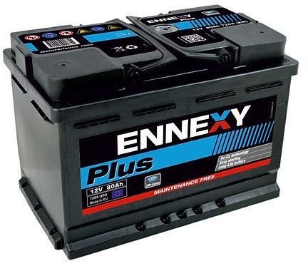 Акумулатор ENNEXY Plus 80Ah