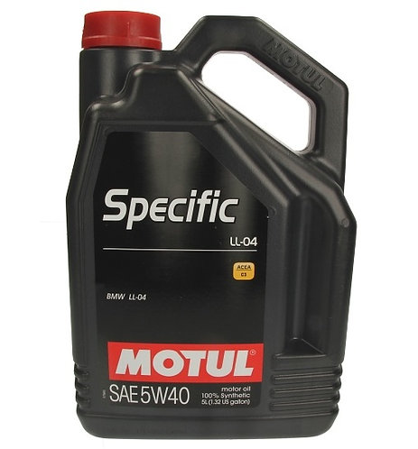 MOTUL SPECIFIC LL-04 5W40 x5L