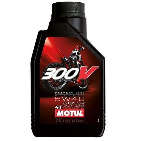 MOTUL 300VFL OFF 5W40 x1L