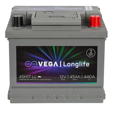 Акумулатор Vega VG LL45H17