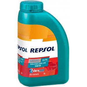 REPSOL ELITE EVOLUTION LONG LIFE 5W30 x1L