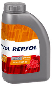 REPSOL CARTAGO GL-4+ 75W80 x1L