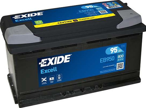 Акумулатор EXIDE Excell ** EB950