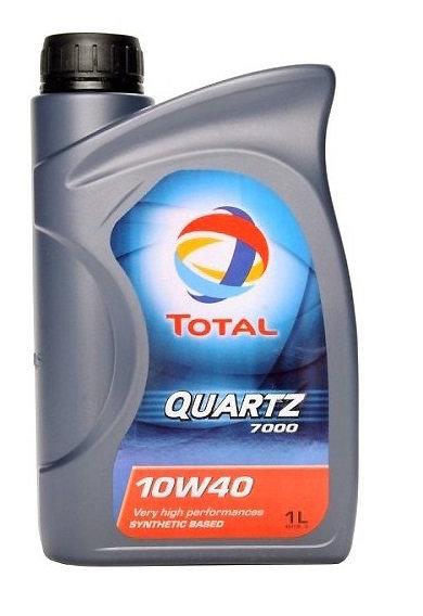 TOTAL QUARTZ 7000 10W40 DIS 1L