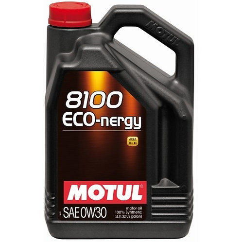 MOTUL 8100 ECO-NERGY 0W30 x5L