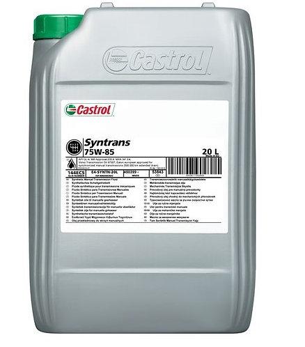 CASTROL SYNTRANS 75W85 x20L