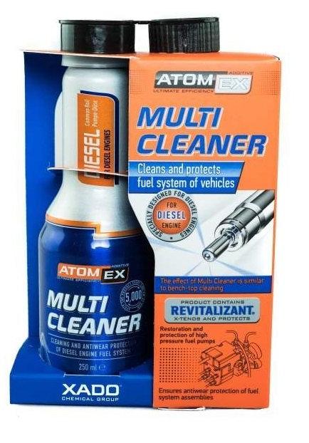 XADO ATOMEX Multi Cleaner Diesel 0.250L