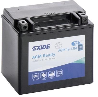 Акумулатор EXIDE Maintenance Free AGM 12-12M
