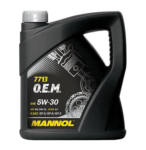 MANNOL 5W30 KIA/HYUNDAI x4L