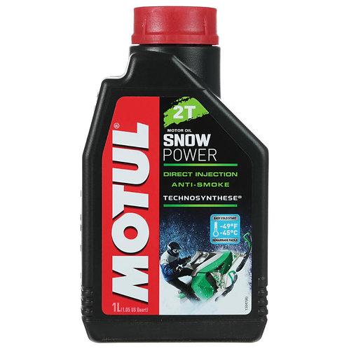 MOTUL SNOWPOWER 2T x1L