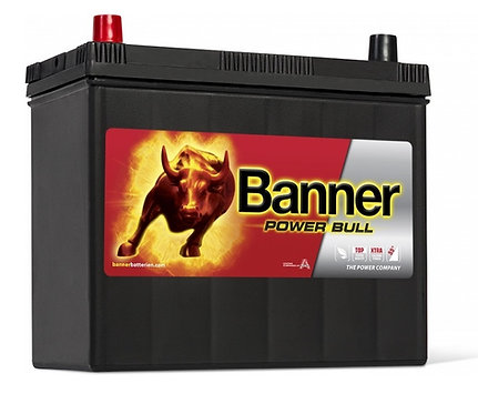 Акумулатор BANNER POWER Bull P45 24 ASIA