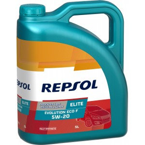 REPSOL ELITE EVOLUTION ECO 5W20 x5L