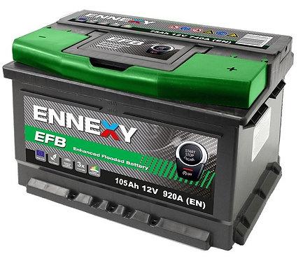Акумулатор ENNEXY EFB 105Ah