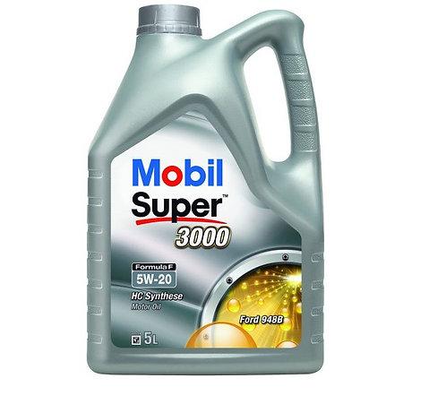 MOBIL M-SUP 3000 F-F 5W20 x5L