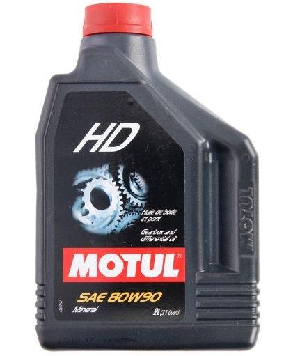 MOTUL HD 80W90 x2L