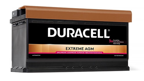 Акумулатор DURACELL EXTREME AGM DE 92