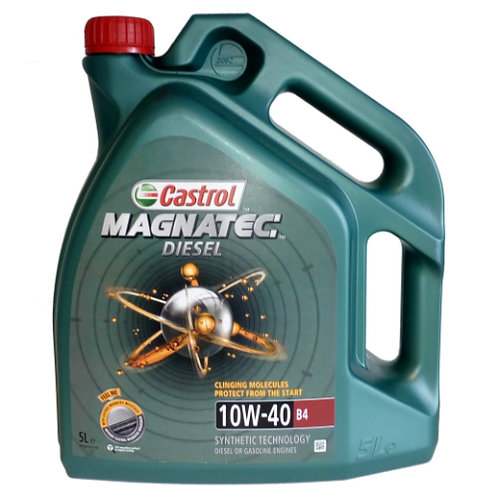 CASTROL MAGNATEC DIESEL 10W40 x5L