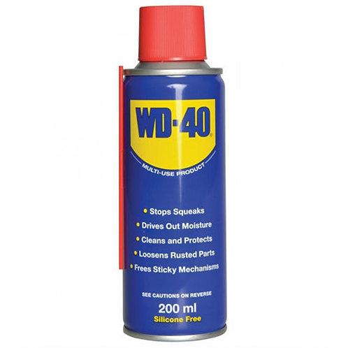 WD-40 Смазка Спрей 0.200L