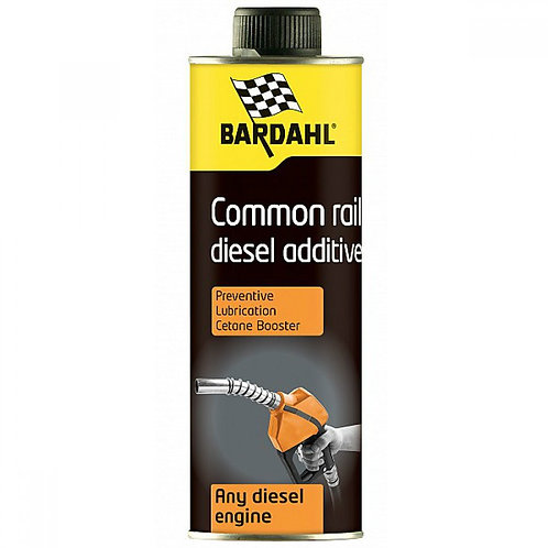 BARDAHL Common Rail Diesel Additive 0.500L