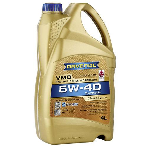 RAVENOL VMO 5W40 x4L