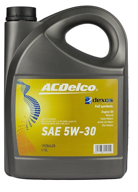 ACDelco 5W30 Longlife X5L