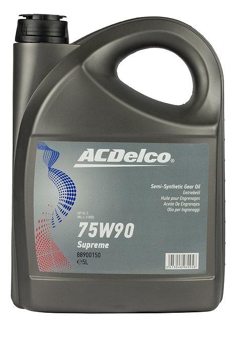 ACDelco 75W90 Supreme X5L