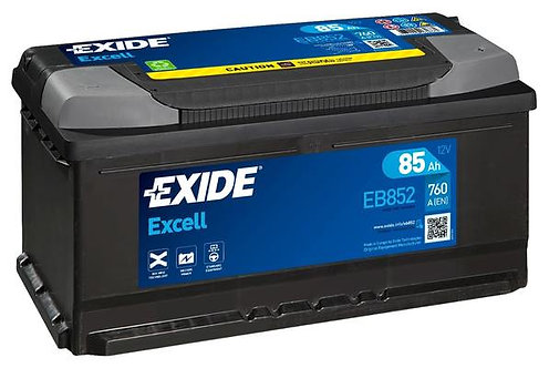 Акумулатор EXIDE Excell ** EB852