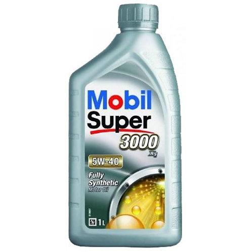 MOBIL SUPER 3000 X1 5W40 x1L