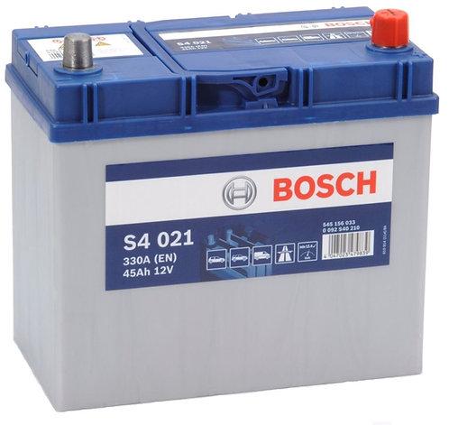 Акумулатор BOSCH S4 021