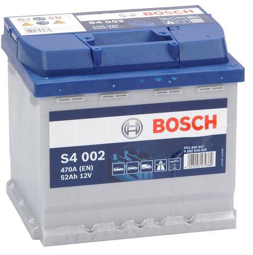 Акумулатор BOSCH S4 002