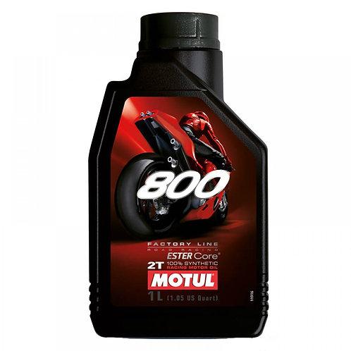 MOTUL 800 2T FL ROAD RACING x1L