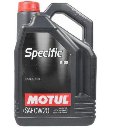 MOTUL SPECIFIC 5122 0W20 x5L