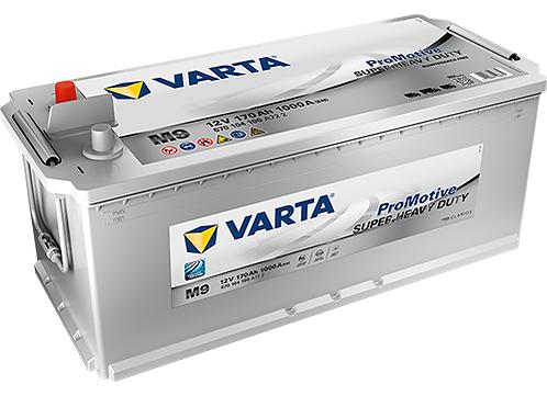Акумулатор VARTA Promotive Super Heavy Duty 670 104 100