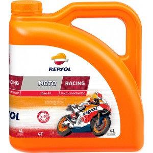 REPSOL MOTO RACING 4T 10W50 x4L