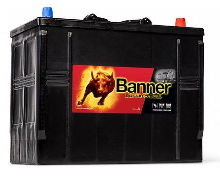 Акумулатор BANNER BUFFALO Bull 625 11