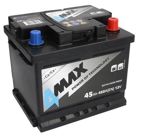 Акумулатор 4MAX BAT45/450R