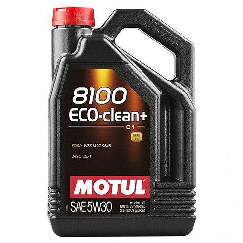 MOTUL 8100 ECO-CLEAN+ 5W30 x5L