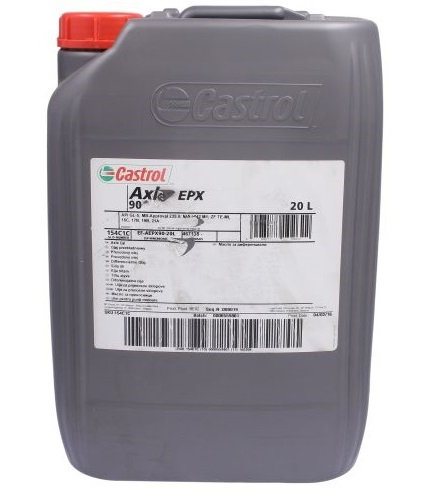 CASTROL EPX 90 AXLE x20L