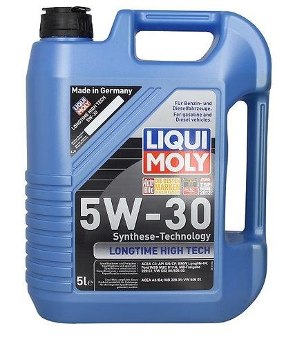 LIQUI MOLY LONGLIFE HIGH TEC 5W30 x5L
