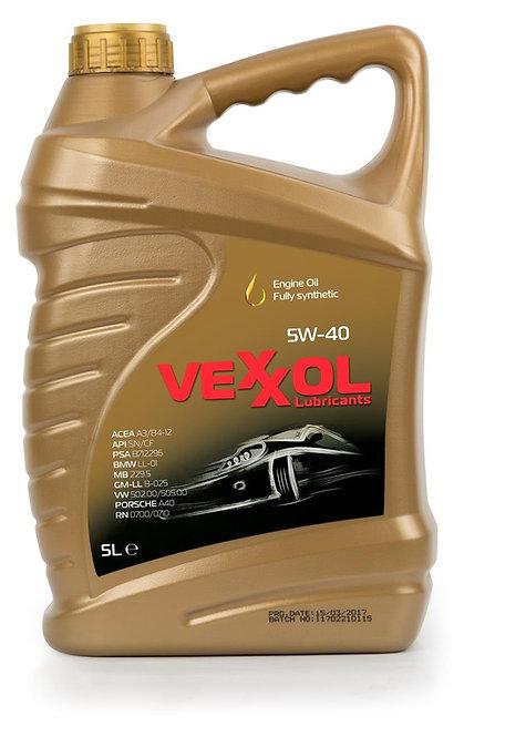 Vexxol 5W40 X5L