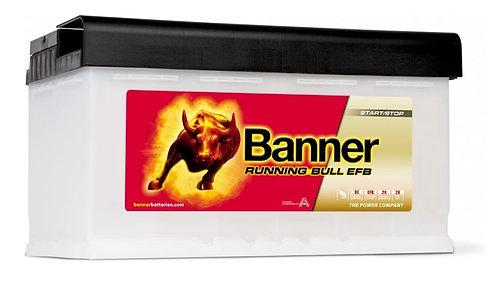 Акумулатор BANNER Running Bull EFB 580 11