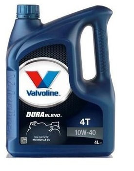 VALVOLINE 4T 10W40 Durablend x4L