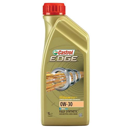 CASTROL EDGE TITANIUM FST 0W30 x1L