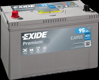 Акумулатор EXIDE Premium *** EA955