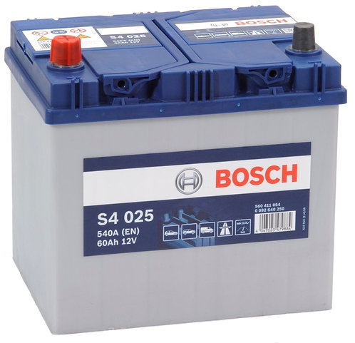 Акумулатор BOSCH S4 025