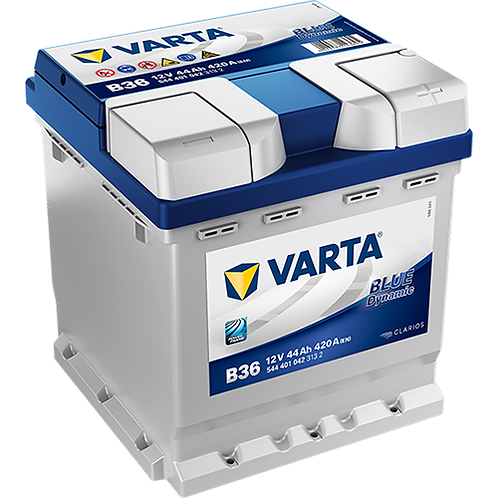 Акумулатор VARTA Blue Dynamic 544 401 042