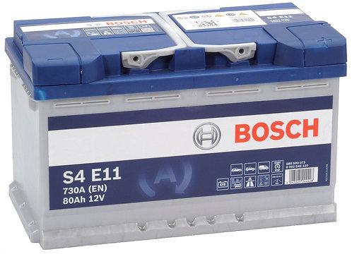 Акумулатор BOSCH EFB S4 E11