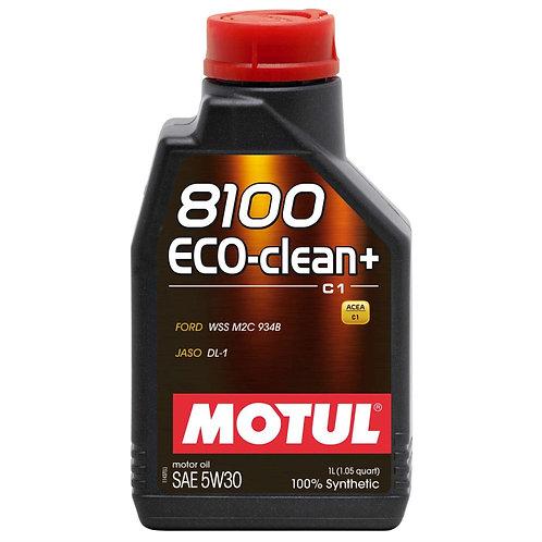 MOTUL 8100 ECO-CLEAN+ 5W30 x1L