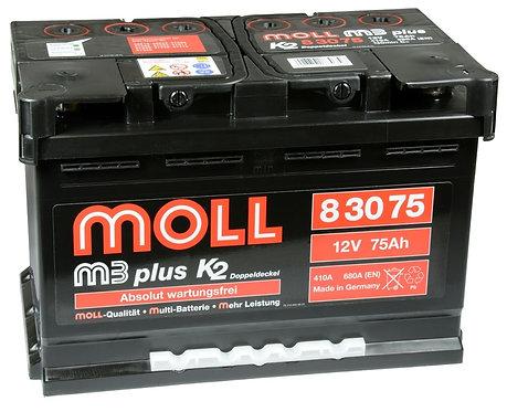 Акумулатор MOLL M3 Plus K2 83075